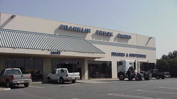 The front of our huge Fontana store.